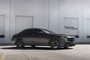 Mercedes-Benz E63 AMG Edition 1