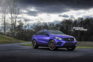 Mercedes-Benz GLE43 AMG Coupe