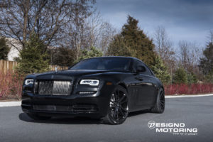 Rolls Royce Black Badge Wraith
