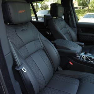Range Rover Overfinch Autobiography LWB