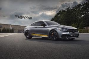 Mercedes-Benz C63S Coupe