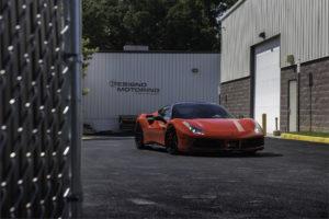 Ferrari 488 Coupe