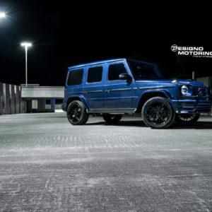 Mercedes-Benz G550 4x4